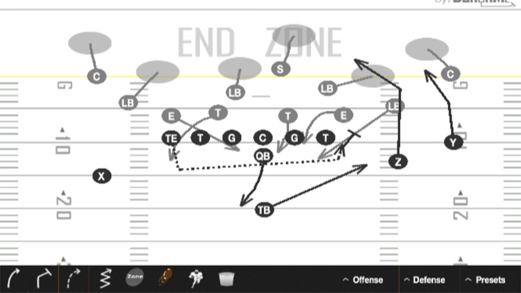 CoachMe® Football Edition Lite screenshot-3