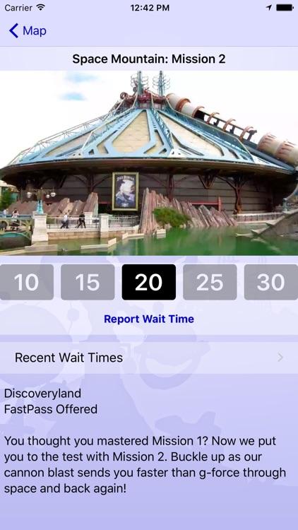 Maps for Disneyland Paris screenshot-3