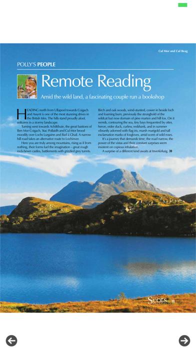 The Scots Magazine Screenshot