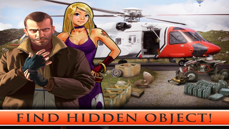 Case Of Murder : Found Secret Clue - Crime Case Hidden object screenshot-4