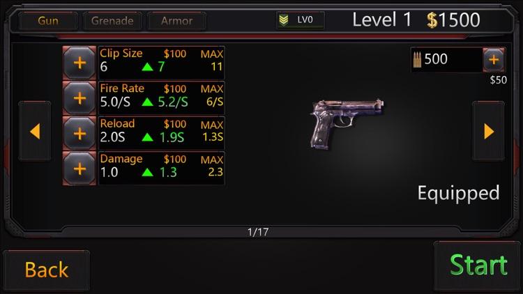 Zombie Hell 2 - Zombie Shooting Game screenshot-4