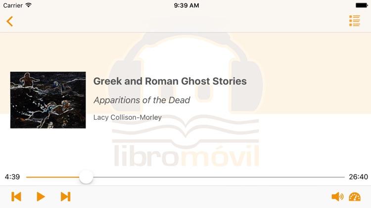 Greek and Roman Ghost Stories - AudioBook