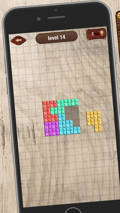 Wood Block Puzzle Game – Fantastic Matching Game For