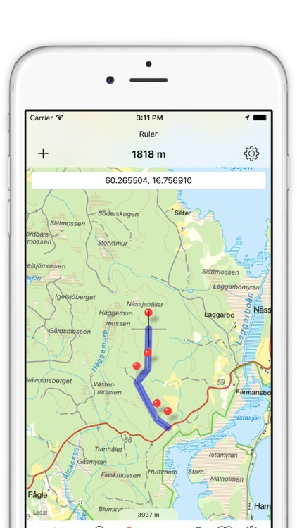 Topo maps - Sweden screenshot-2