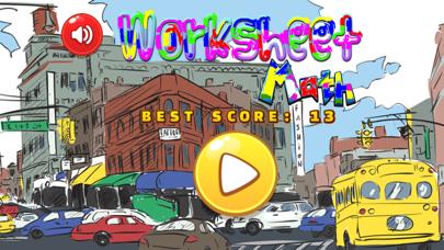 点击获取Learning Math worksheets whizz for 1st 2nd grade