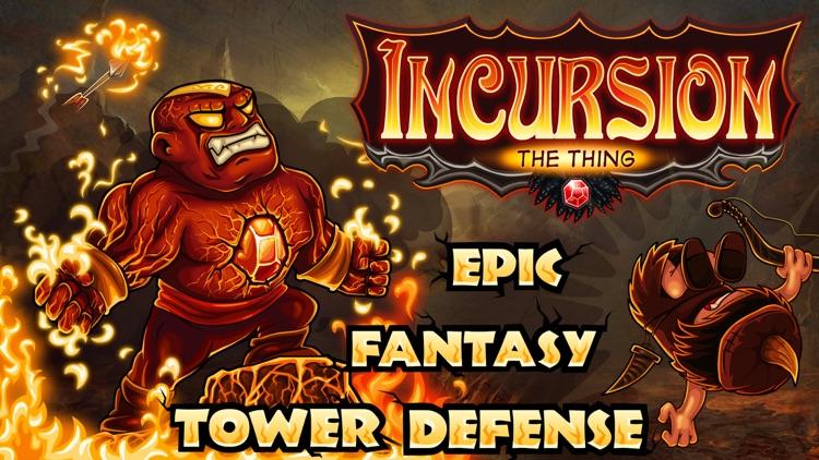 Incursion TD: Tower Defense Game screenshot-0
