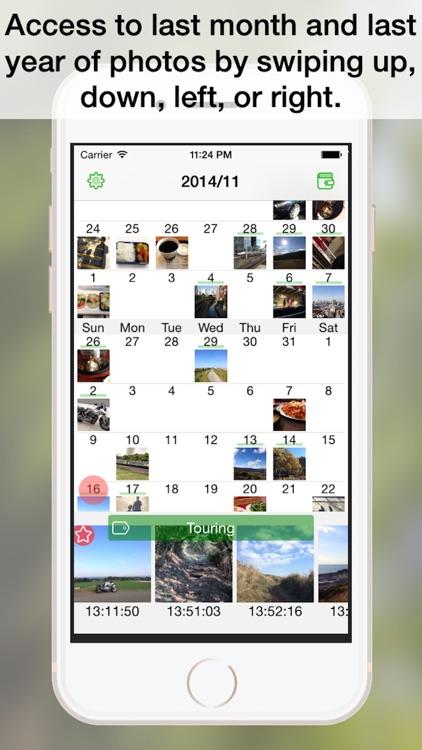 Leafs Photo Plus - Photo Calendar