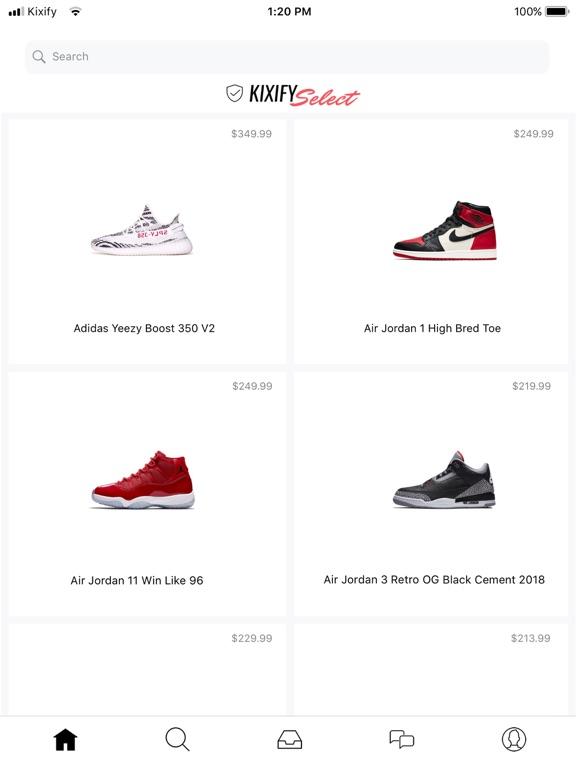 KIXIFY - Buy & Sell Sneakers - Revenue & Download estimates