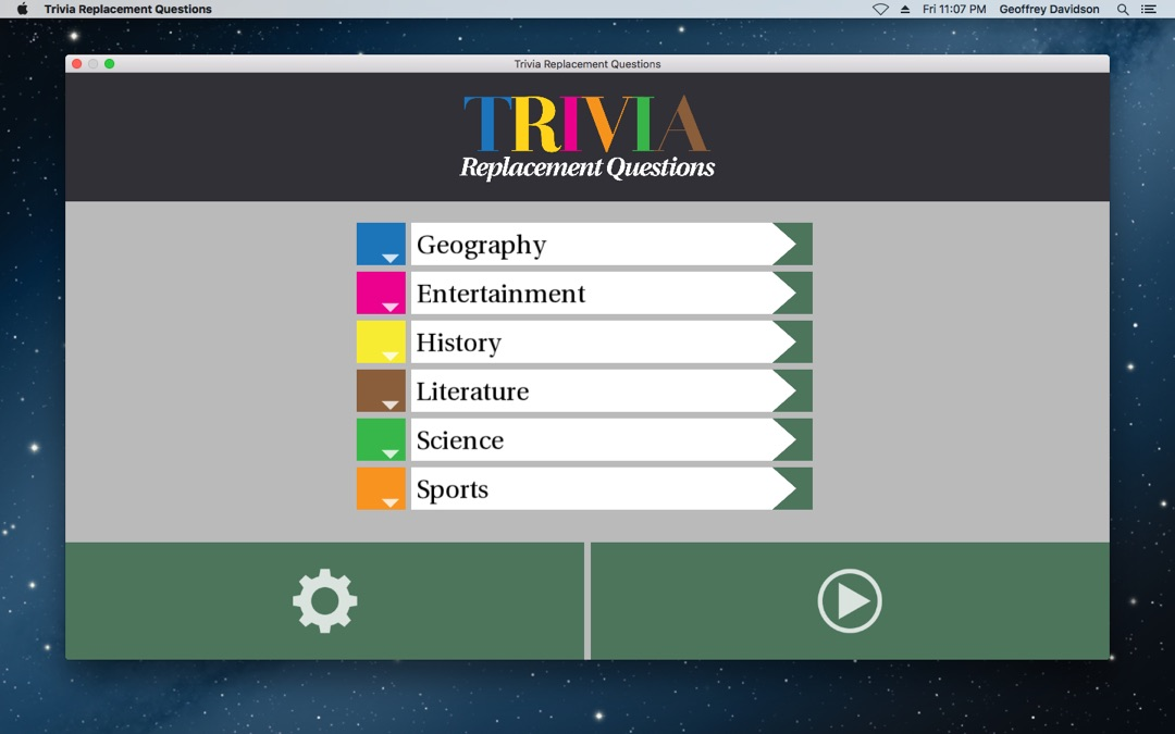 Trivia Replacement Questions - Online Game Hack and Cheat