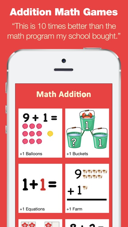 Addition Games - Fun and Simple Math Games for Kids