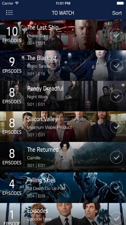 iTV Shows screenshot-3