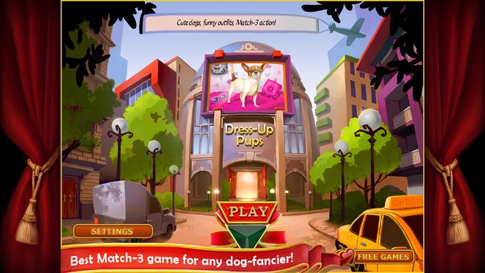 Dress-Up Pups HD Cheat Codes