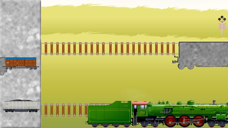 Toy Train Puzzles for Toddlers screenshot-4