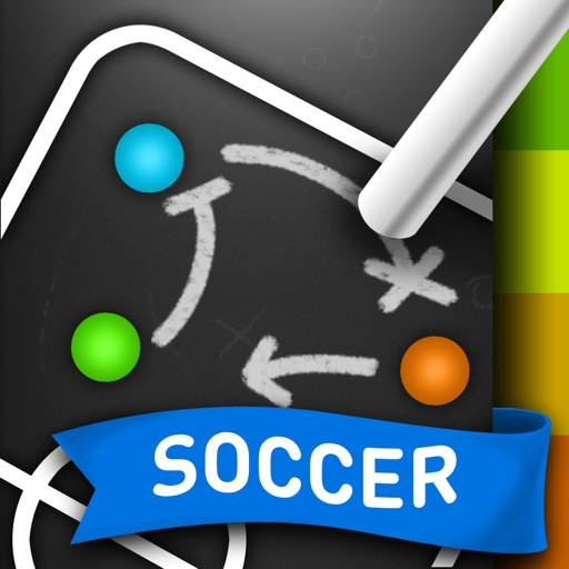 CoachNote Soccer & Futsal : Sports Coach's Interactive Whiteboard