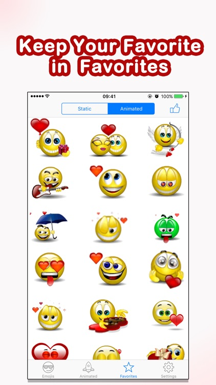 Adult Emoji Emoticons Pro - New Emojis Animated Faces Icons Stickers for Texting app image