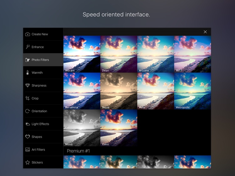 Wonderoom HD Pro — Picture & Photo Editor, Fonts, Filters & Frames screenshot-3