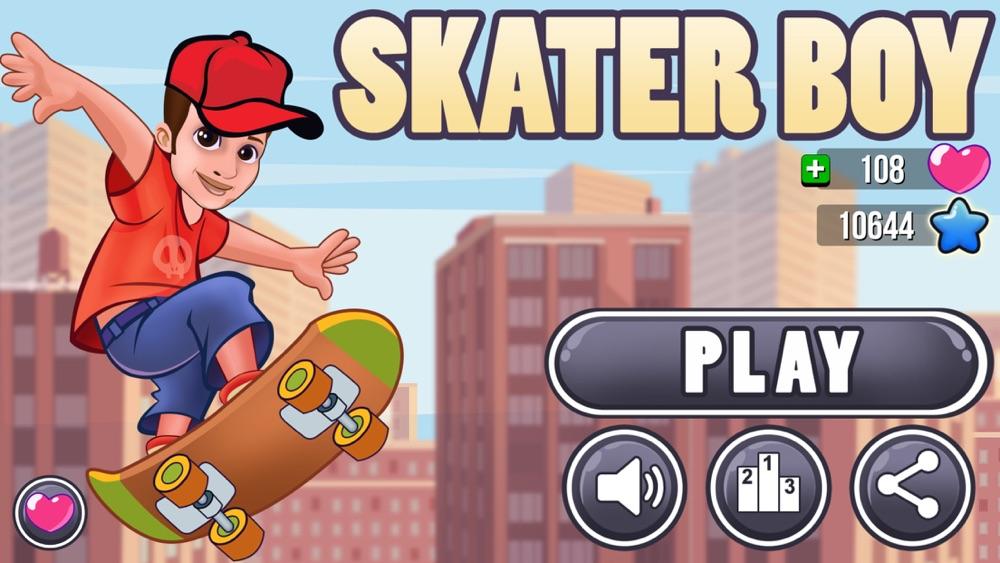 Skater Boy – Fun Skating Game Cheat Codes
