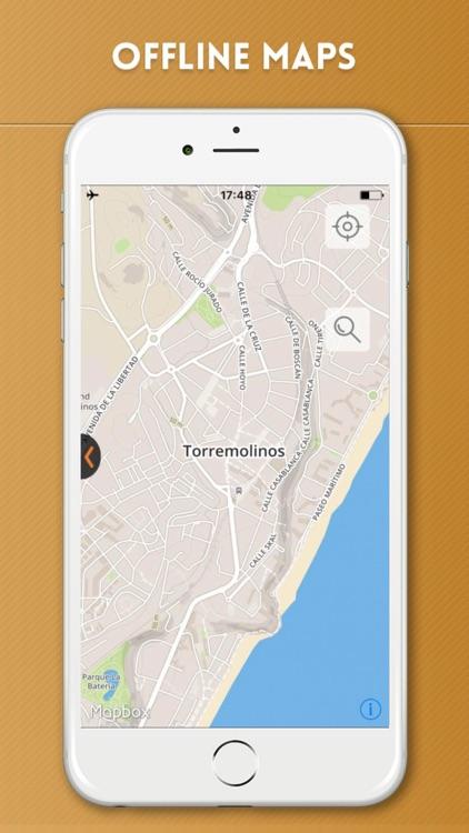 Torremolinos Travel Guide and Offline Street Map screenshot-4