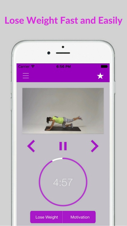 Resistance Band Loop Workouts for Women Exercises screenshot-1