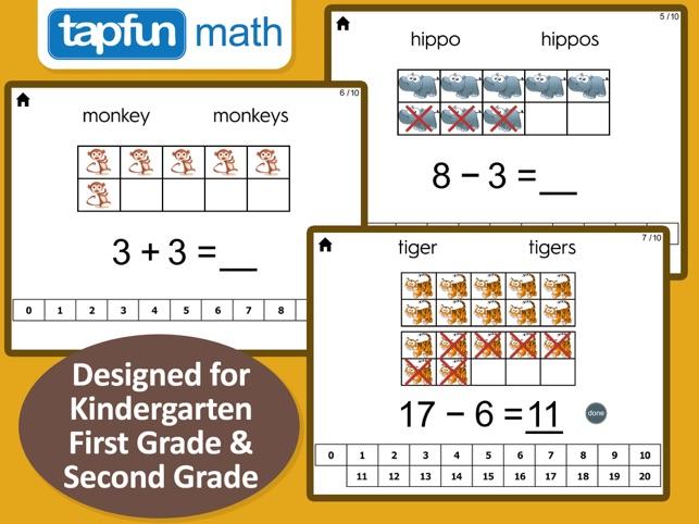 Ten Frames Math School Edition on the App Store