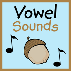 Vowel Sounds Song and Game™