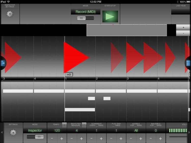 Metronomics HD Metronome screenshot-4