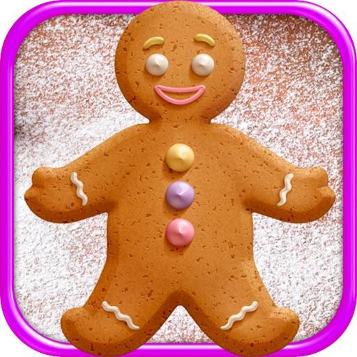 Gingerbread Cookies: Make Bake Christmas Desserts