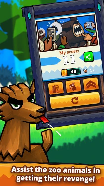 Fury Zoo – Customer Chase screenshot-0
