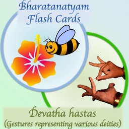 B-Natyam Flash Cards - Devatha Hastas
