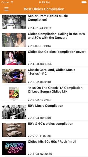 Oldies Music & Old Songs Pro - 50s 60s 70s Radio