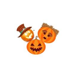 Halloween Emoji - Sticker
