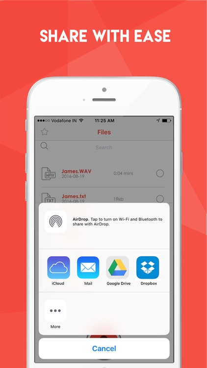 Dictate2Me – Record & Transcribe Voice To Text screenshot-4