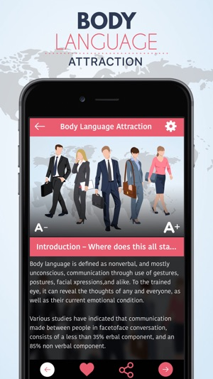 Body Language Attraction ** on the App Store