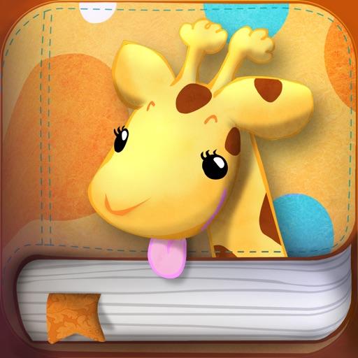 Camelia the giraffe Book!