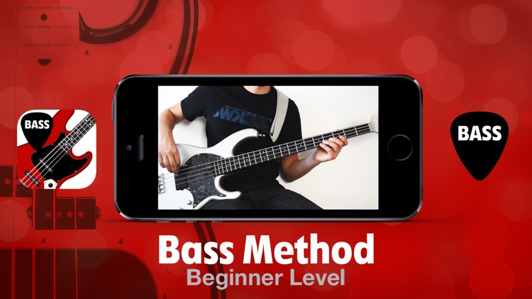 Beginner Bass method HD screenshot-0