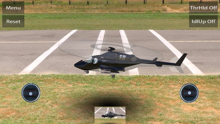 Absolute RC Heli Sim screenshot-3