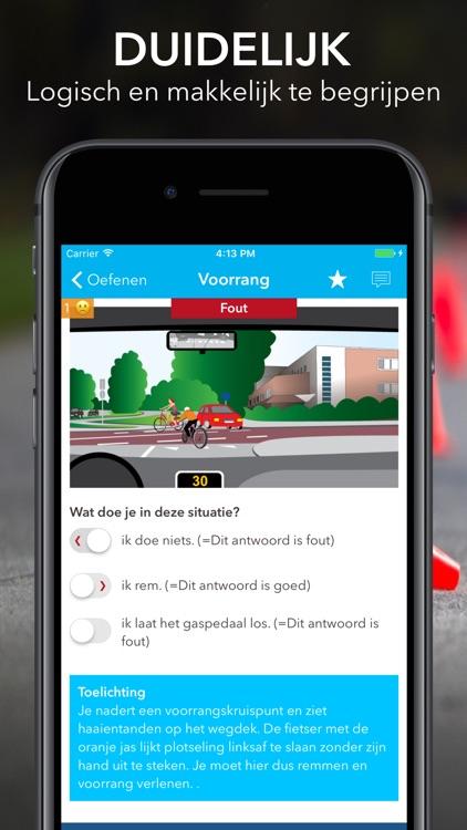 Rijbewijs CBR Nederland screenshot-4