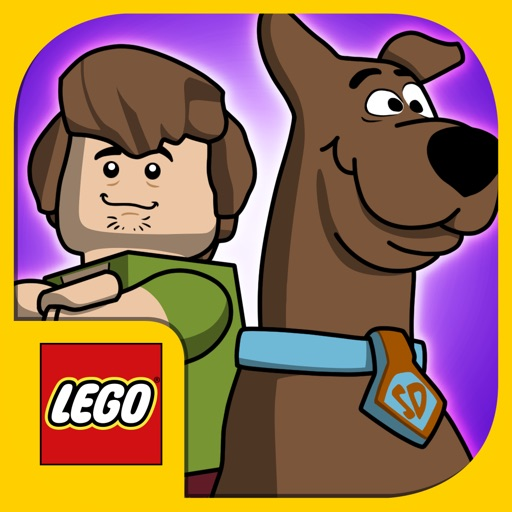 LEGO® Scooby-Doo Escape from Haunted Isle icon