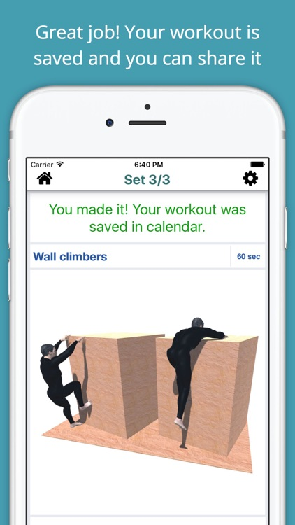 Parkour Workout Challenge PRO - Gain speed,agility screenshot-3
