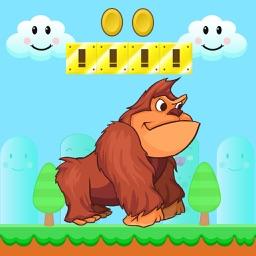 Super Kong - Monkey Adventure Free