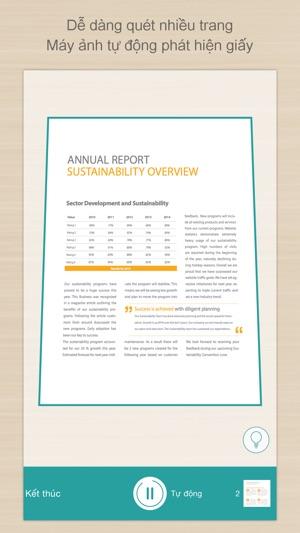 Scanument - Trình Quét Tài liệu - Quét tài liệu sang PDF