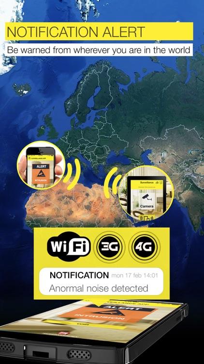 Surveillance App Pro