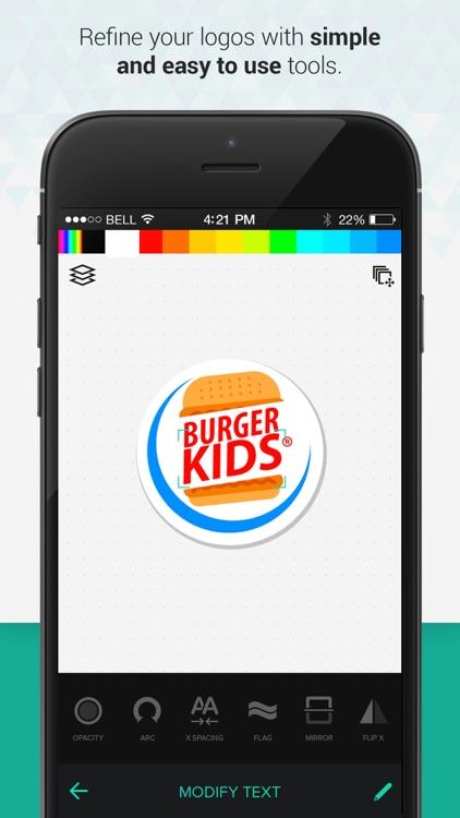 Logo Foundry - Logo Maker, Logo Creator & Designer screenshot-0