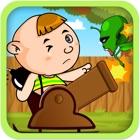 爆撃エイリアンゲーム icon