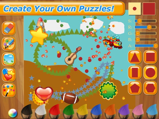Игра Car Games Fun Puzzles for Kids