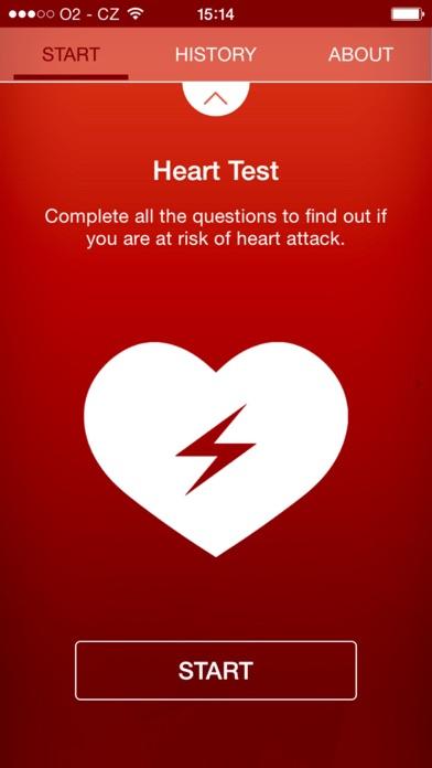 Heart Test - risk calculator of heart attack screenshot four