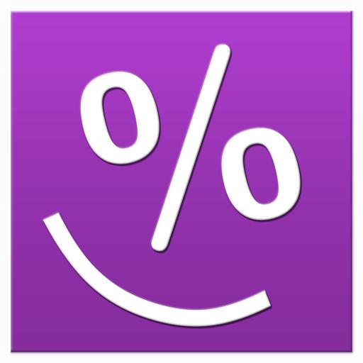 Smart Percentage Calculator калькулятор процентов