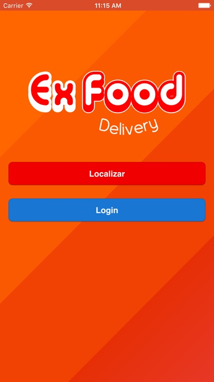 Exfood - Delivery de comida screenshot-0