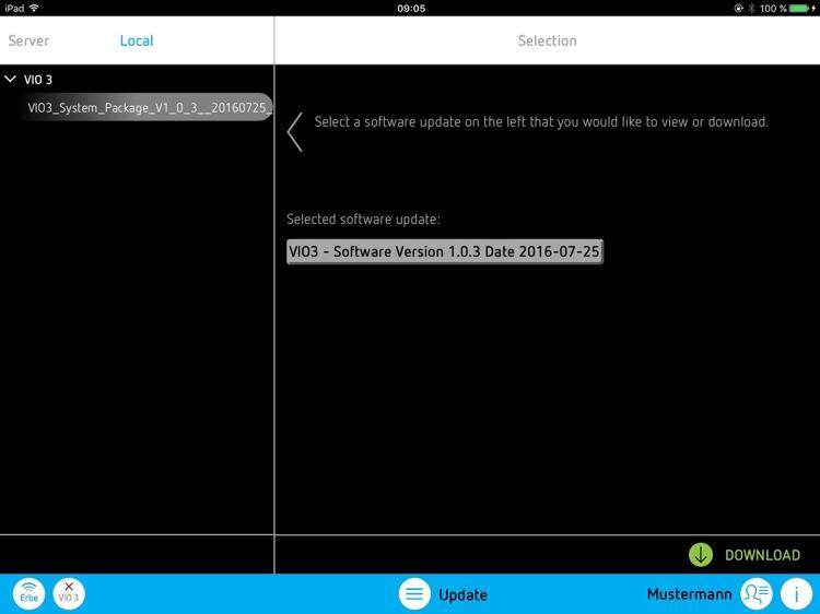Erbe Support App screenshot-4