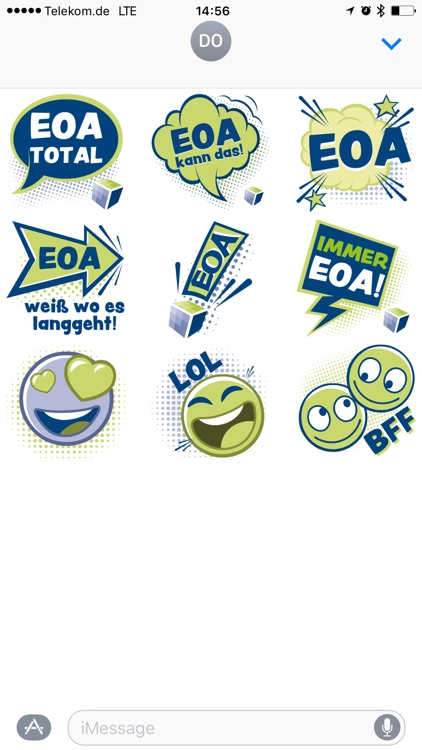 EoA Sticker Pack